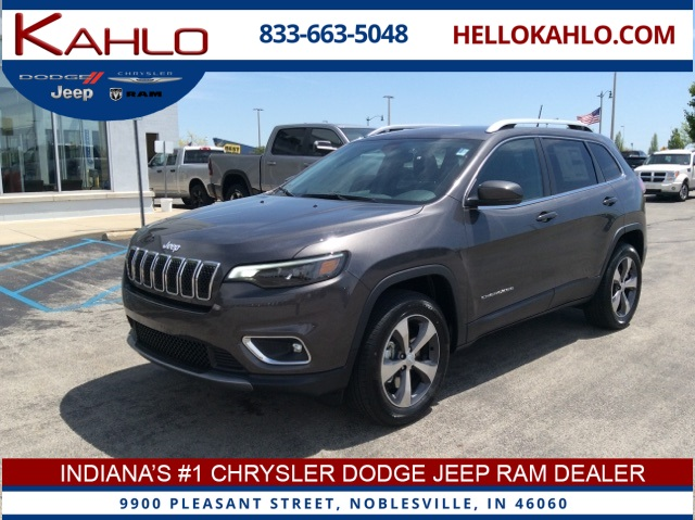 Jeep Dealership Indianapolis >> New 2019 Jeep Cherokee Limited Sport Utility In Noblesville Near