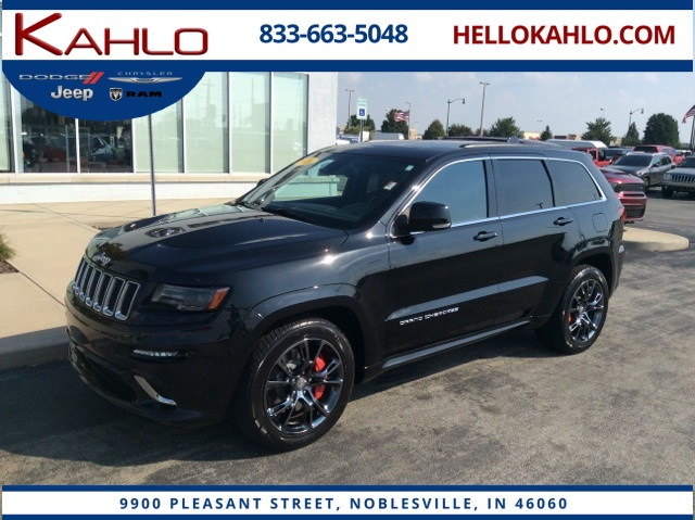 High Quality Pre Owned 2014 Jeep Grand Cherokee SRT