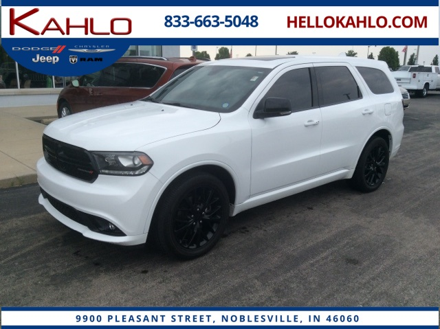 Pre Owned 2016 Dodge Durango R/T