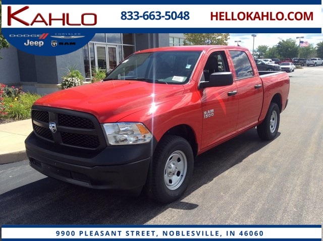 Certified Pre-Owned 2017 Ram 1500 Tradesman 4D Crew Cab in ...
