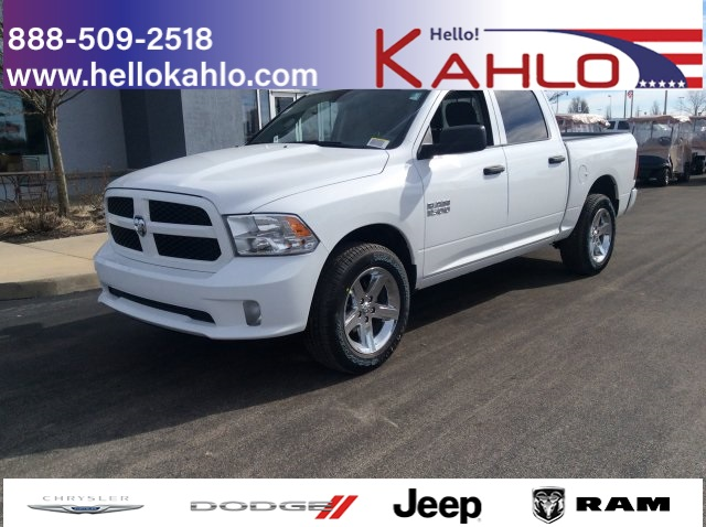 New 2017 Ram 1500 Express 4D Crew Cab in Noblesville #17R192 | Kahlo