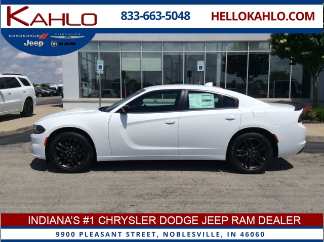 New 2019 Dodge Charger Sxt Sedan In Noblesville Near Indianapolis