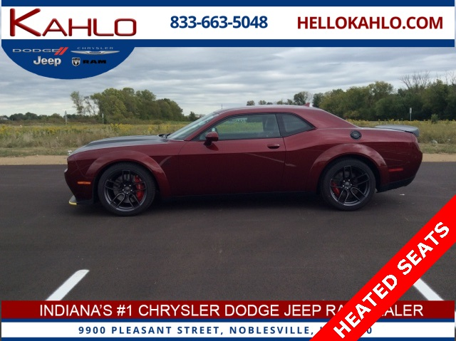 Hellcat Challenger For Sale >> New 2019 Dodge Challenger Srt Hellcat Redeye Widebody
