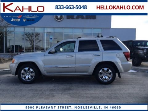 Pre-Owned 2009 Jeep Grand Cherokee Overland